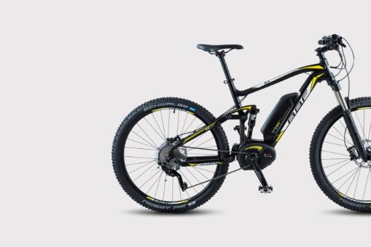 Rower Elektryczny BBF
