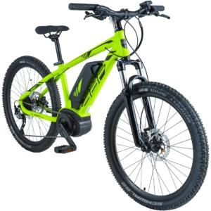 """Rower elektryczny BBF """"Argos 1.0"""" BOSCH dla chłopca 9-biegowy"""