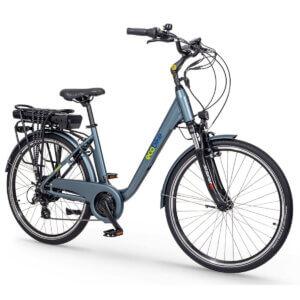 Rower elektryczny EcoBike Trafik Blue 26
