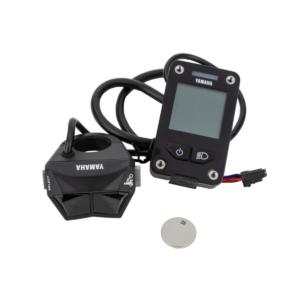 Wyświetlacz Yamaha LCD-X Display rower elektryczny electroon.pl